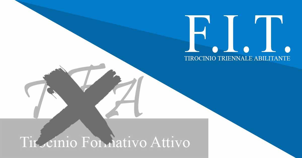 Diploma I anno FIT: Titolo richiesto per insegnare nelle scuole paritarie, anche senza superare il concorso.