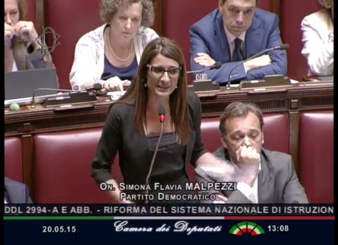 NotizieScuola.it - Flavia Malpezzi