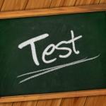 TEST Rinviati a causa di alcune incongruenze