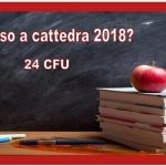Come acquisire (o farsi riconoscere) i 24 crediti (CFU/CFA) necessari per accedere ai futuri concorsi e al FIT