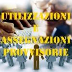 Assegnazioni provvisorie e utizzazioni 2018/19. Le Novità a cura di Libero Tassella.