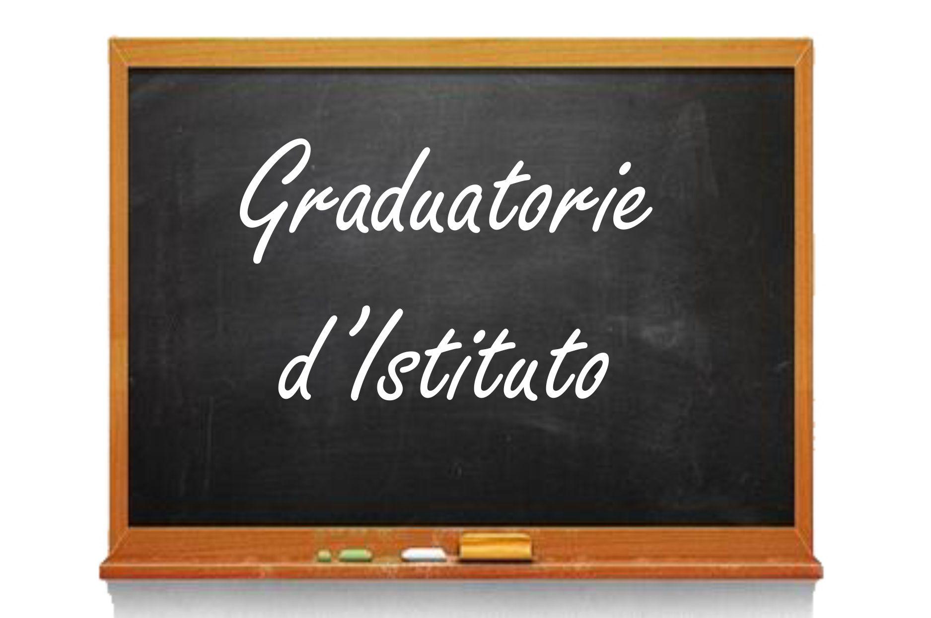 Aggiornamento Graduatorie di Istituto, ecco decreto e modelli domanda. Scadenza 4 giugno, finestra SEMESTRALE