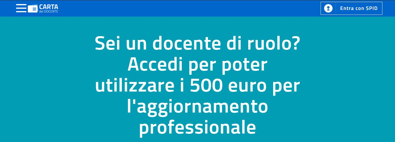 NotizieScuola.it - Bonus 500€