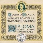 I docenti con il Diploma Magistrale…..di Libero Tassella.