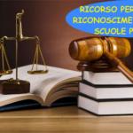 RICORSO ATA PER IL RICONOSCIMENTO  SERVIZIO SCUOLE PARITARIE. SCADENZA PUBBLICAZIONE GRADUATORIE PROVVISORIE.