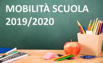 Mobilità 2019: domande docenti dall'11 marzo, ATA dal 1 aprile