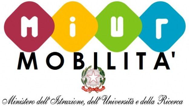 Mobilità 2019: MIUR pubblica ordinanze.